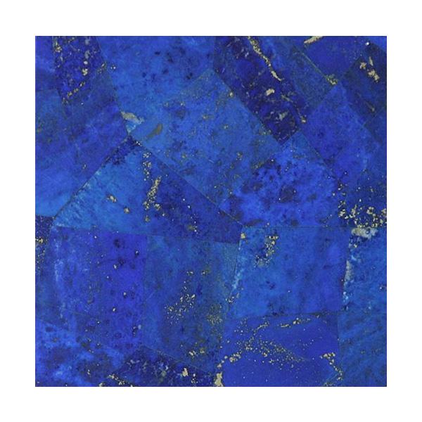Square 5 cm EXTRA BLUE Lapis Lazuli Tiles