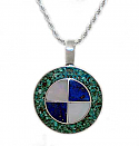 Sacred Earth Medallion