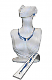 Cleopatra Lapis Lazuli and Sterling Silver Set