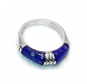 Middle Division Crown Ring