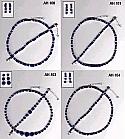 Rectangular and Square Lapis Lazuli Set