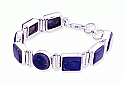 Lapis Lazuli Opposites Attract Bracelet