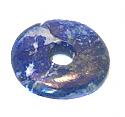 "Lapis Lazuli ""Donought"" Pendant"