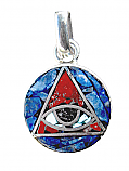 Large Mystic Eye Charm