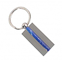 Rectangular Plate Key Holder