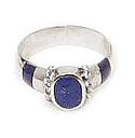 Princess Sterling Silver Ring