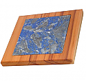 Lapis Lazuli and Oak Hotplate Holder Board
