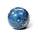 Lapis Lazuli Sphere Paper Weight