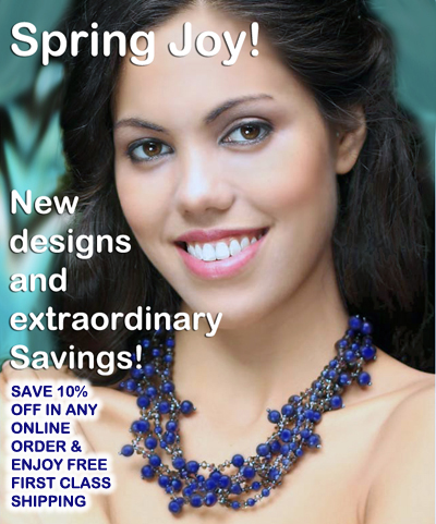 Lapis Lazuli World UK Spring Preview 2017